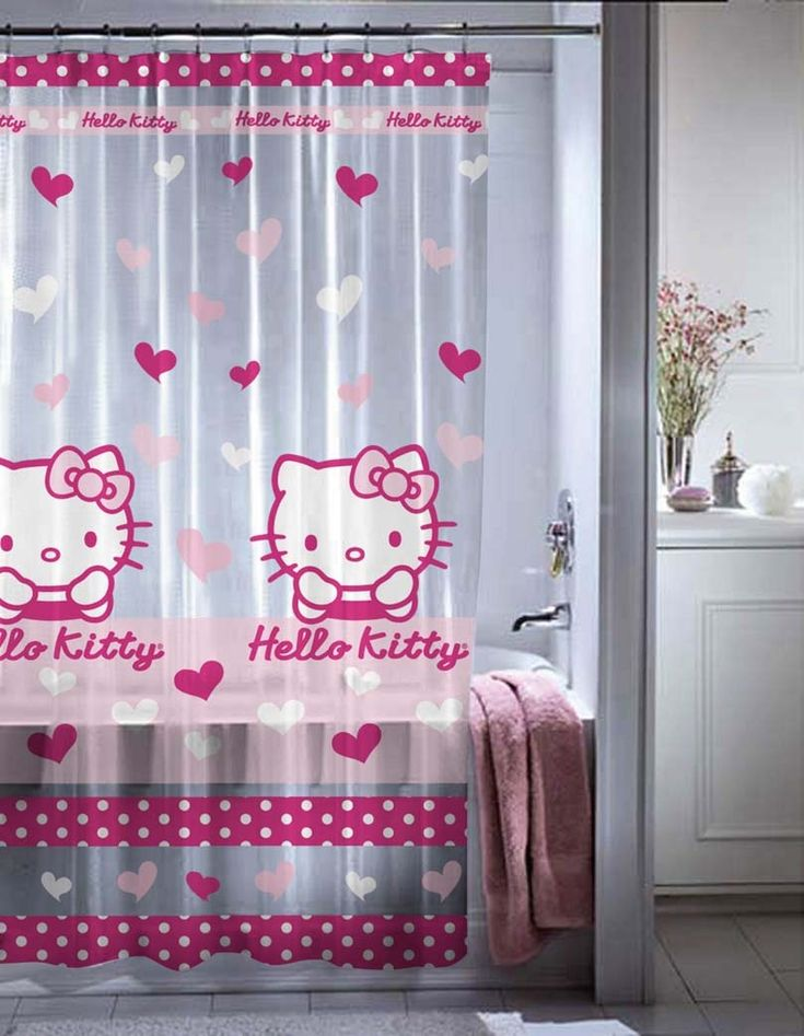 Hello Kitty Bathroom Decor Ideas : Best ideas about hello kitty bathroom on