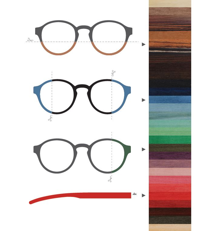 10 best images about tailor made on eyewear