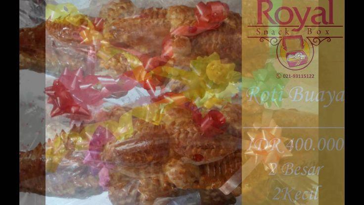Roti Buaya Pesanan Pak Ahmad di Babelan, Bekasi | 0812-9043-2012
