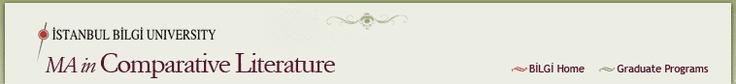 BIlgı/MA in Comperatatıve language• Online Application Form  • Undergraduate diploma  • Official transcript (graduation)  • ALES (verbal or equal weight)   • Two reference letters  25 june deadlıne