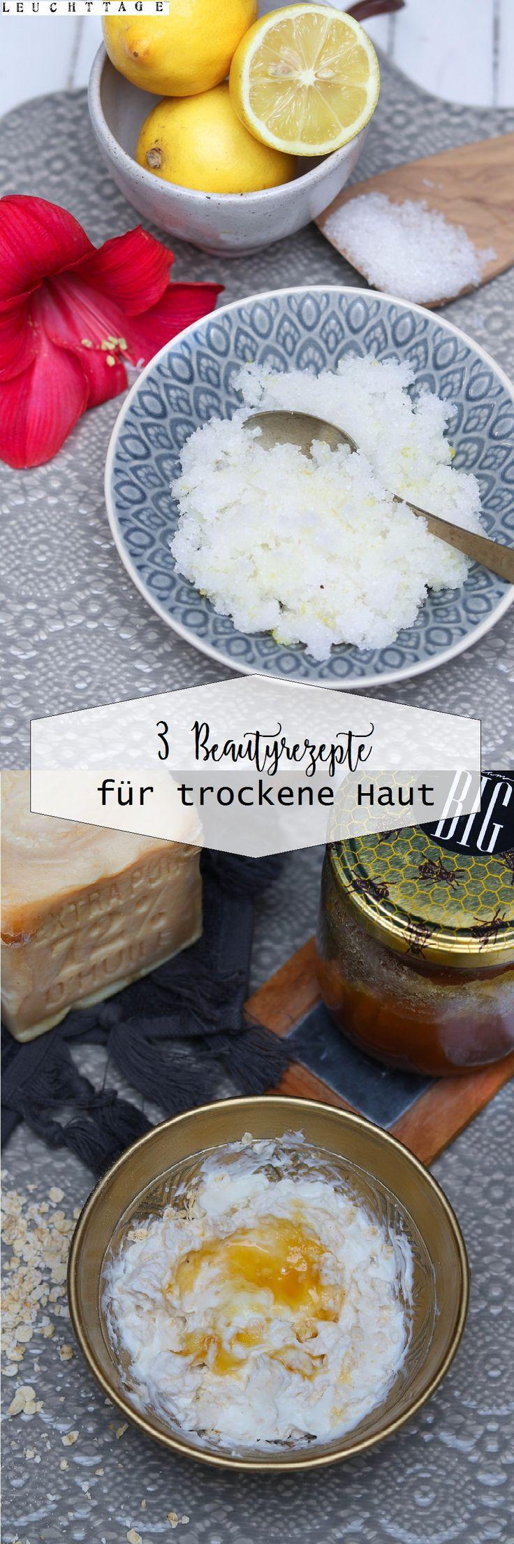 schnelle DIY-Anleitungen für selbstgemachte Beautyrezepte