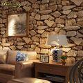 beibehang papel de parede 3D Antique stone Wallpaper for Living room backdrop Wall covering wallpaper for walls 3 d flooring