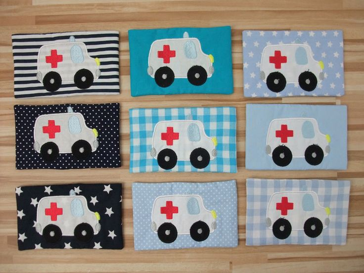Beulentröster Kühlakku-Hülle inkl. Coolpack von byFlorine via dawanda.com