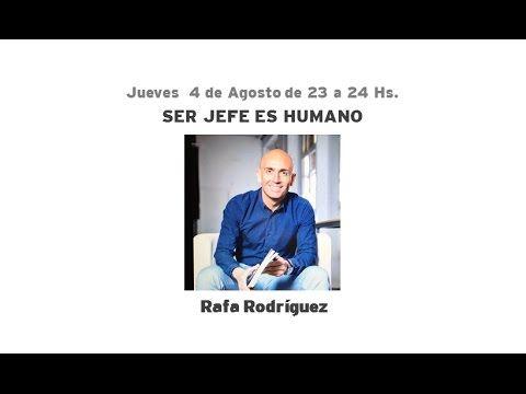 Construyendo Relaciones Radio con Rafa Rodríguez