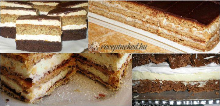 A legjobb krémes sütik karácsonyra: 10 szuper recepttel kremes722