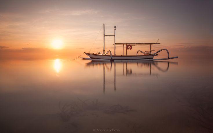 Фотограф Антон Садомов (Anton Sadomov) - Балийский рассвет #1713319. 35PHOTO