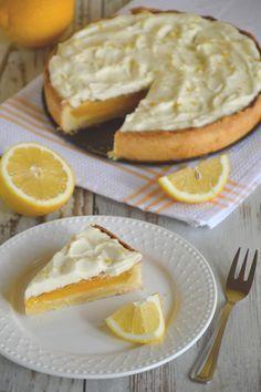Koniecznie musicie spróbować, bo ta tarta jest nieziemska w smaku! Nie za kwaśna, nie za słodka, idealnie orzeźwiająca. Na pewno świetni...