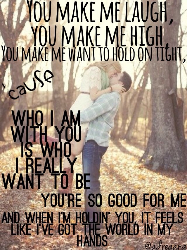 You Make Me Happy This You Can Bet You Stood Right Beside Me Lyrics - image 11