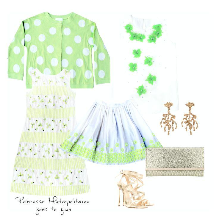 Quest'anno le tendenze parlano chiaro...ci sono molti MUST che tutte noi dovremo avere nel nostro armadio prima della fine della stagione.....affrontiamone uno per volta.... Oggi si parla di una sola cosa: FLUO....colori forti che vi danno luce e carattere....la parola d'ordine è OSARE!!! cosa ne pensate?? #princessemetropolitaine #springsummer #collection #fashion #musthave #fluo #color