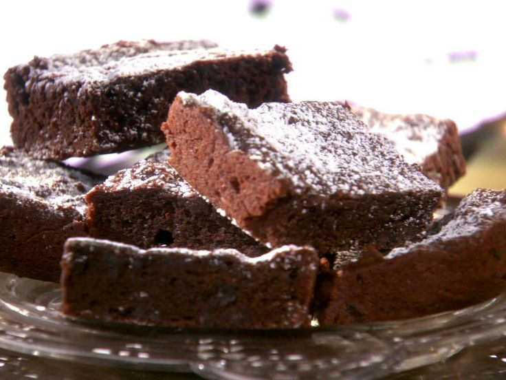 Black Bean Brownies from FoodNetwork.com
