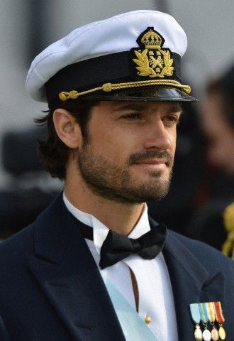 Prince Carl Philip of Sweden. I like snow. Just saying. I would be all too willing to come visit you. (I think he is more in your age bracket than my acceptable one)