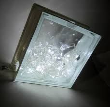 Resultado de imagem para artesanato com tijolo de vidro