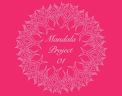 "Check out new work on my @Behance portfolio: ""Mandala Project 01"" http://be.net/gallery/42676097/Mandala-Project-01"