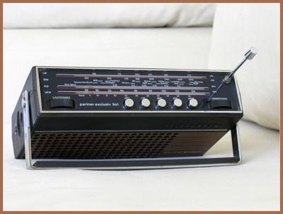 Telefunken Partner Exclusiv 301 Radio