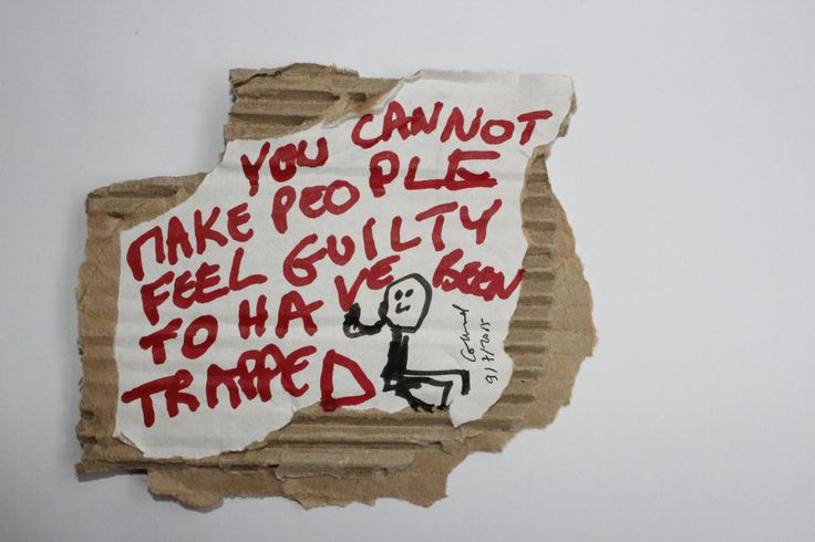 https://flic.kr/p/vuYYrp | YOU CANNOT MAKE PEOPLE FEEL GUILTY TO HAVE BEEN TRAPPED | 13x 11,2 cm 9/7/2015  BUY ART WORKS , we are moving on with @ultracontemporary  www.copenhagenbiennale.org/shop/  www.colonel.dk