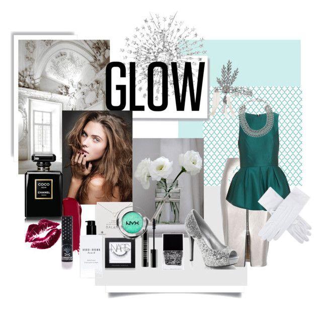 """glow~"" by deluniq on Polyvore"