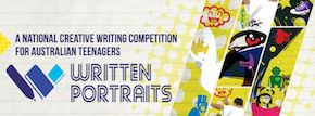 #WrittenPortraits Creative Writing Competition http://www.formingcircles.com.au/written-portraits-2013-launch/