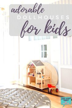 Considering a dollhouse for your kid this holiday?…