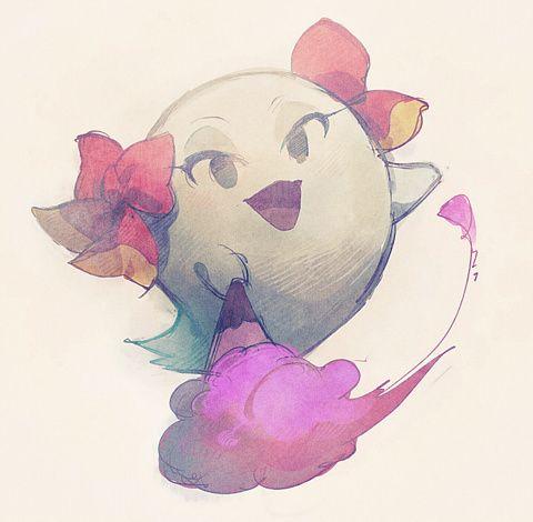 Lady Bow of Paper Mario (artist?) #Mario #Nintendo #fanart http://hotdietpills.com/map109.html