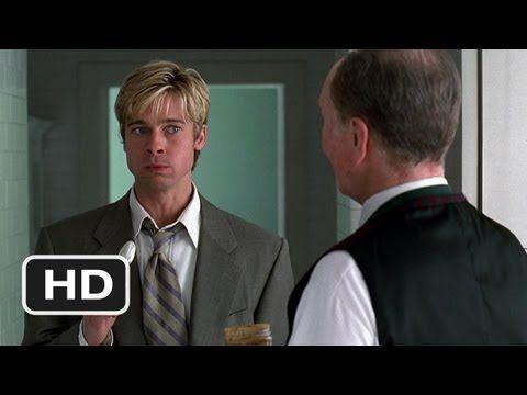 Just for fun because I love peanut butter (& Brad Pitt)!!!   =) Meet Joe Black (5/10) Movie CLIP - Peanut Butter Man (1998) HD