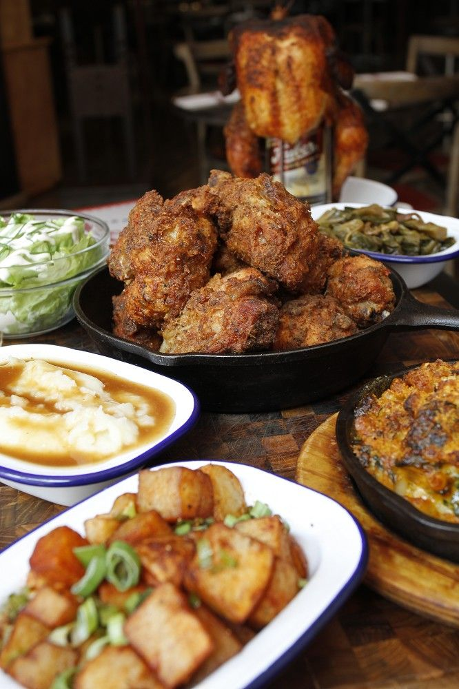 London, Covent Garden - Joe's Southern Kitchen & Bar