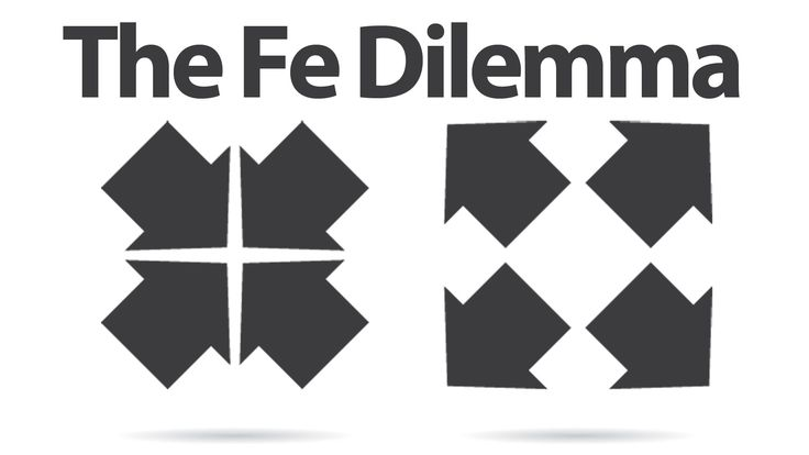 In this video I talk about the Fe Dilemma, where I describe the problem with internalising others feelings. I provide some personal experiences and outline a way to address the dilemma through self-awareness.