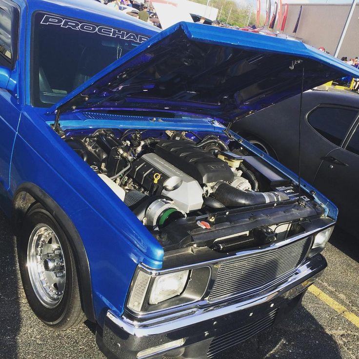 Chevy S10 Ls Swap Lq9 Lq4 L92 5.3L 6.0L 6.2L Truck Engine