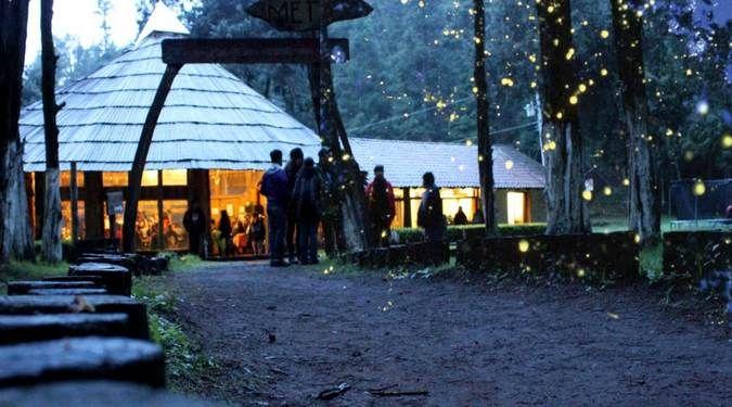 Santuario de las Luciérnagas en Tlaxcala