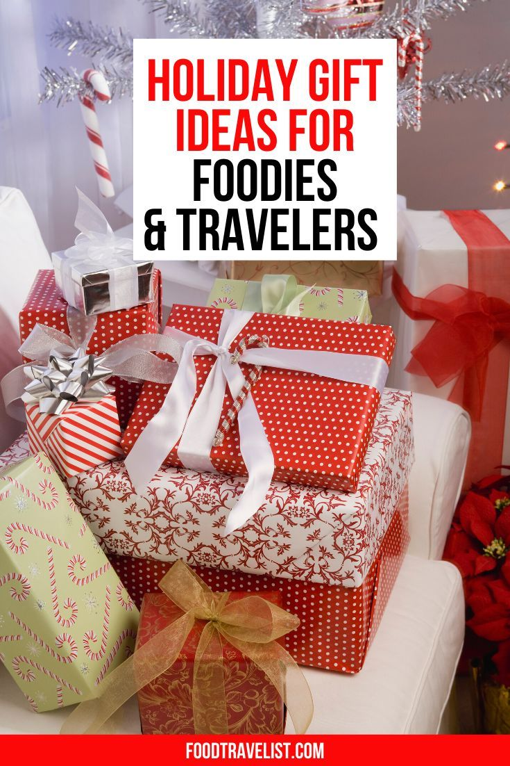 Best Ever Unique Holiday Gift Ideas For Travelers Holiday Gifts Christmas Travel Gifts