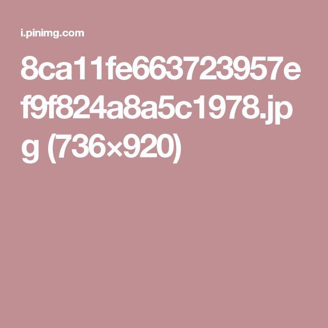 8ca11fe663723957ef9f824a8a5c1978.jpg (736×920)
