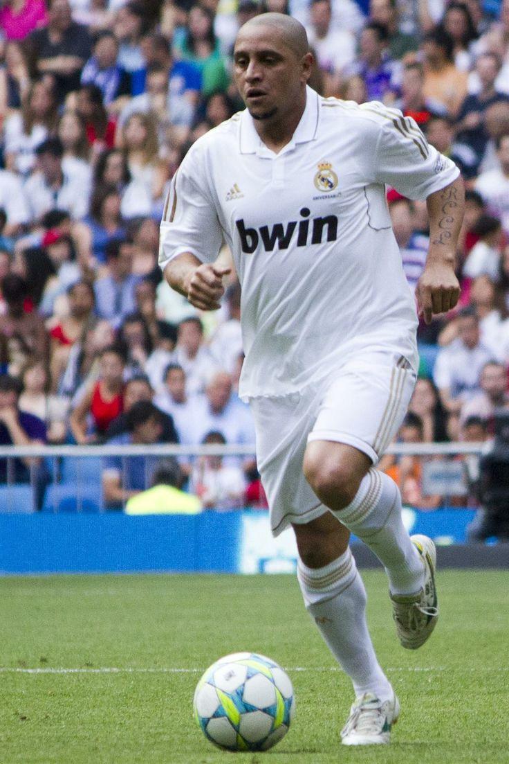 Best player ever Roberto Carlos