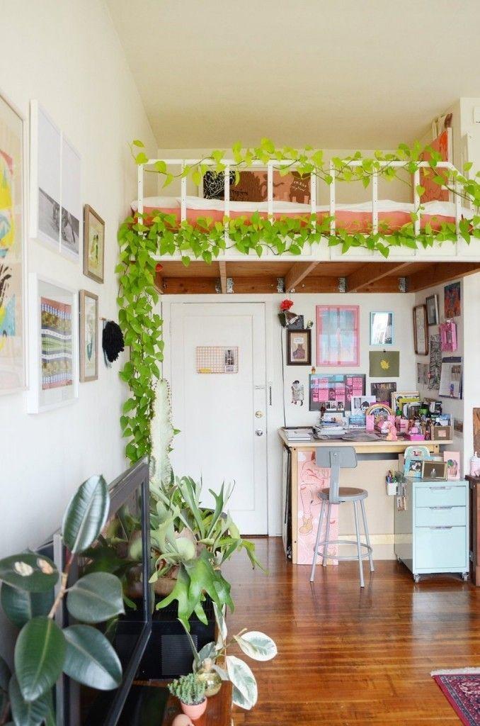 17 beste idee n over studio inrichten op pinterest studio appartement decoreren studio for Decoreren een studio