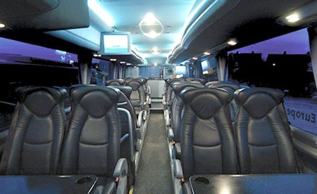 Luxury Large Coaches –This vehicle is available for chauffeured hire including weddings. Visit http://www.baysidelimousines.com.au/luxury-large-coaches/