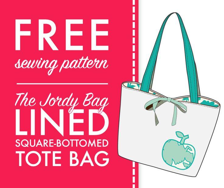 236 best bag patterns images on Pinterest   Bag patterns, Sew bags ...