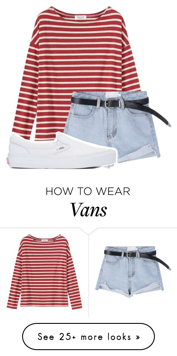 """""""be each other's paradise..."""" by annayalee-gerber on Polyvore featuring Toast and Vans"""