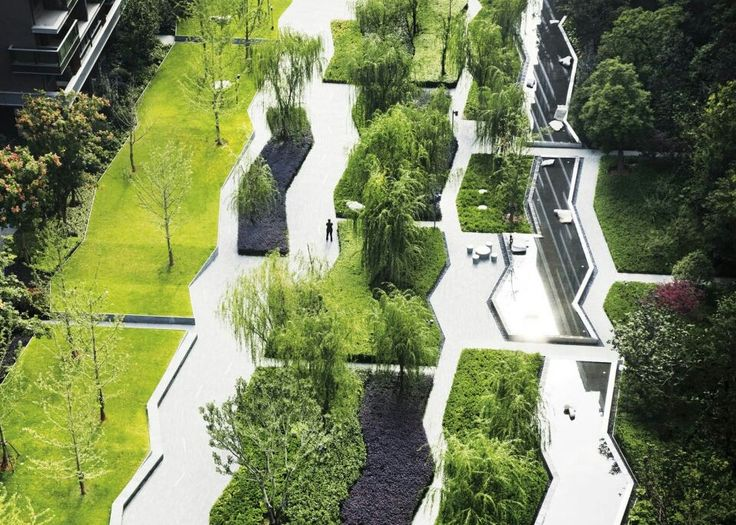 Kate Davidson Landscape Architecture Garden Design : Best images about urban landscape on big