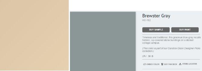25 best ideas about shaker beige on pinterest beige - Benjamin moore shaker gray exterior ...