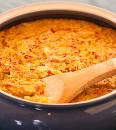 My Vegan Cookbook -Vegan Corn Pudding