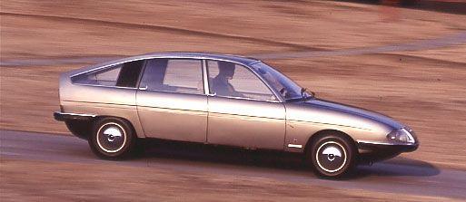 Pininfarina BLMC 1100, 1968