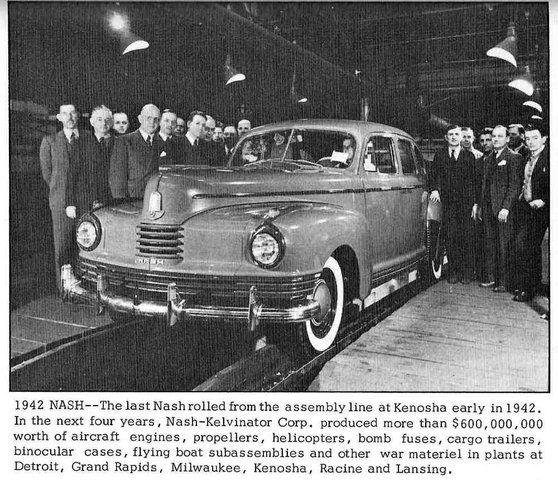 335 best Nash images on Pinterest Old school cars, Vintage cars - craigslist kenosha