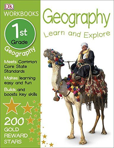 DK Workbooks: Geography, First Grade Paperback – March 10, 2015 by DK (Author) DK Workbooks: Geography: First Grade is a great tool to supplement school curriculum help your first grade student learn