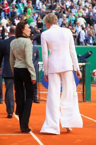 Finale du tournoi de tennis, Monte Carlo