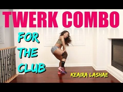 HOW TO TWERK COMBO FOR THE CLUB step by step moves that you can do on the dance floor. Practice everyday to perfect the combo! Purchase DANCE FITNESS ALBUM: ...