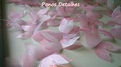 asas de fada em tecido organza duplo., <br>neste modelo cor prateada e rosa. <br> a asa pode ser usada em tag , convite ou lembrancinha de festa, presa a um palito de churrasco p decorar a mesa. <br> lindas asas de borboletas ou fadas para decorar tubetes . <br> as cores podem ser modificadas a gosto do cliente <br> tamanho da asa aberta <br> <br>08/6 cm