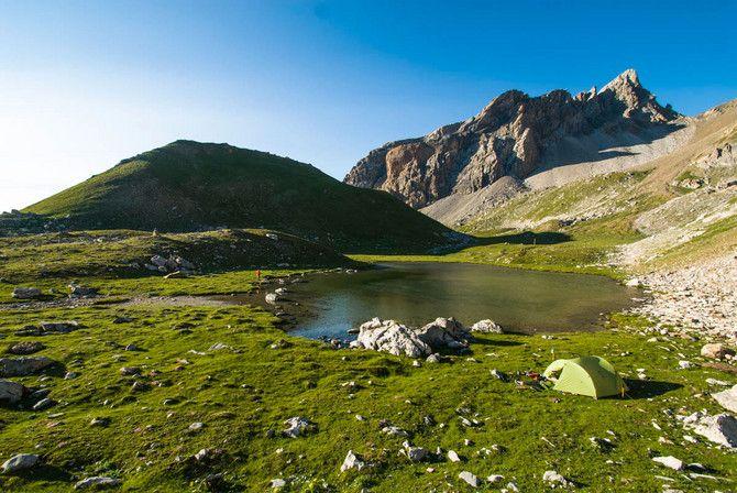 Lac supérieur du Vallonnet, Haute-baye © Anthony Nicolazzi
