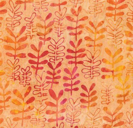 RKC Artisan Batiks Tango Fiesta Ferns K 12294 194 ...
