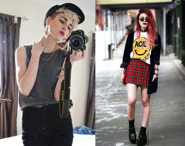 lo stile grunge cos'è, come vestirsi