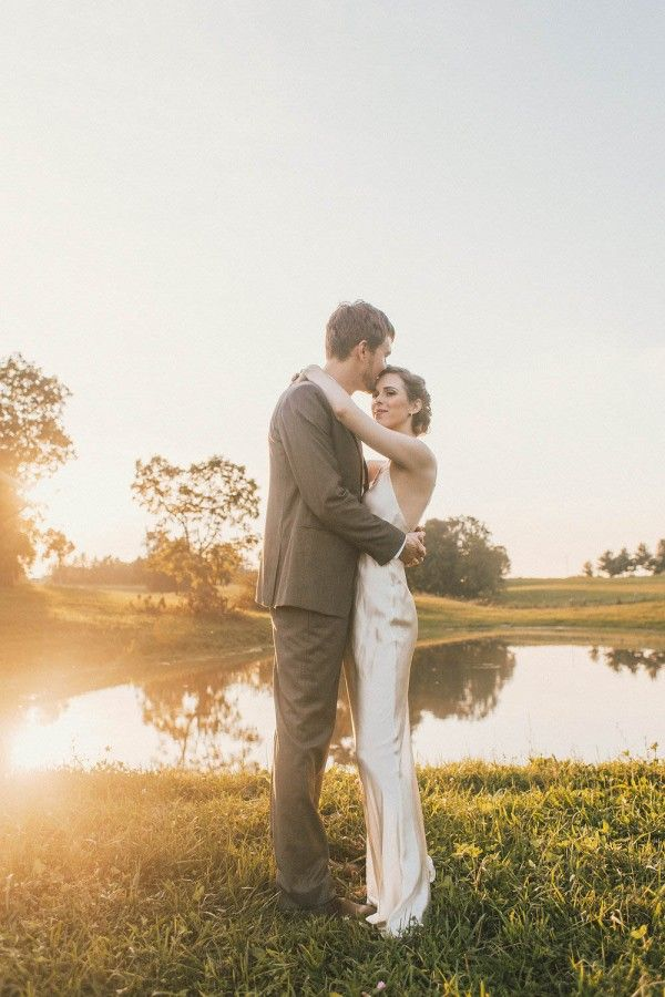 Handmade Kentucky Wedding at Warrenwood Manor