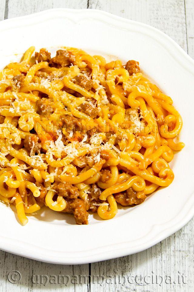 Gramigna con salsiccia recipe roundup