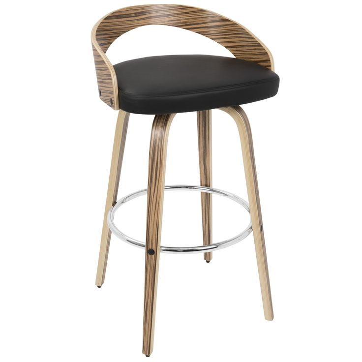 Counter stools set of 2 grey leather safavieh com - 17 Best Ideas About White Bar Stools On Pinterest